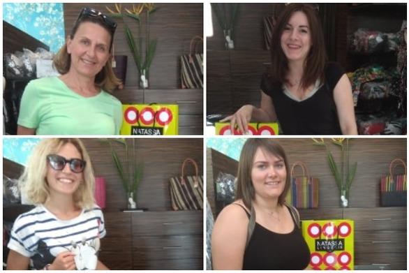 """Πάτρα: Οι νικήτριες του διαγωνισμού """"Νatassa Lingerie"""", παρέλαβαν με μεγάλη χαρά το δώρο τους!"""