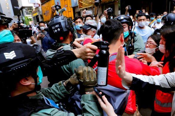 Χονγκ Κονγκ - Εγκρίθηκε το νομοσχέδιο περί εθνικής ασφάλειας