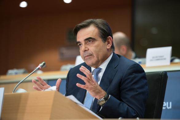 Στην Πάτρα ο αντιπρόεδρος της Ευρωπαϊκής Επιτροπής Μαργαρίτης Σχοινάς για το αναπτυξιακό συνέδριο