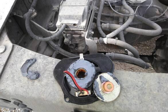 Ιόνια Οδός: Τριάντα δυο παραβάσεις για επεμβάσεις σε ταχογράφους φορτηγών (φωτο)