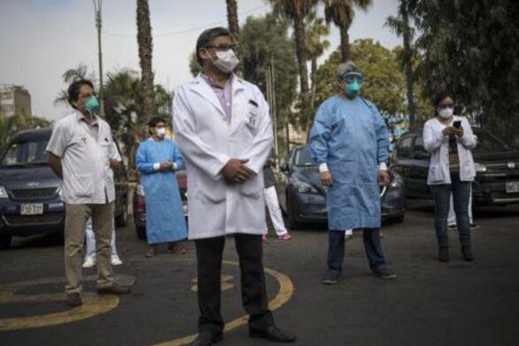 Covid-19: Ξεπέρασαν τις 10.000 οι νεκροί στο Περού