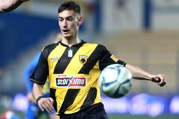 Ευθύμης Χριστόπουλος - Το ανερχόμενο αστέρι της ΑΕΚ είναι από την Πάτρα