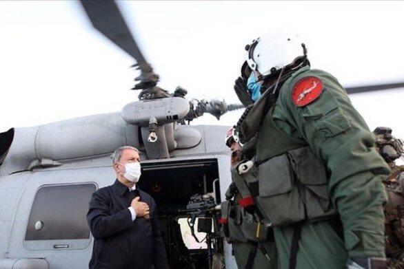 Ακάρ: Νέες προκλητικές δηλώσεις από τη Λιβύη με αναφορές στη «Γαλάζια Πατρίδα»