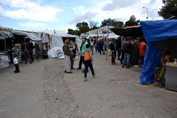 Κορωνοϊός: Παράταση μέτρων περιορισμού κυκλοφορίας στα ΚΥΤ και τις δομές προσφύγων
