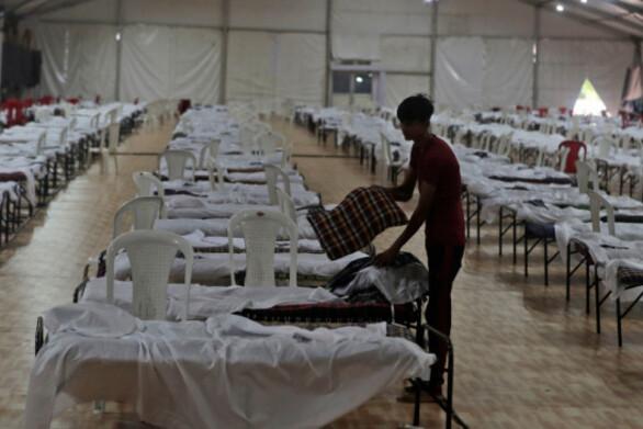 Ινδία: Του έκλεισαν την πόρτα 18 νοσοκομεία και ξεψύχησε στα σκαλοπάτια ενός εξ' αυτών