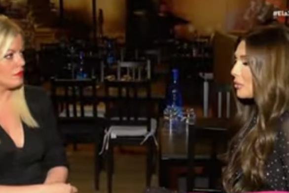 """Αγγελική Ηλιάδη: """"Το πρόβλημα υγείας μου με το μάτι ήταν ανυπόφορο"""" (video)"""