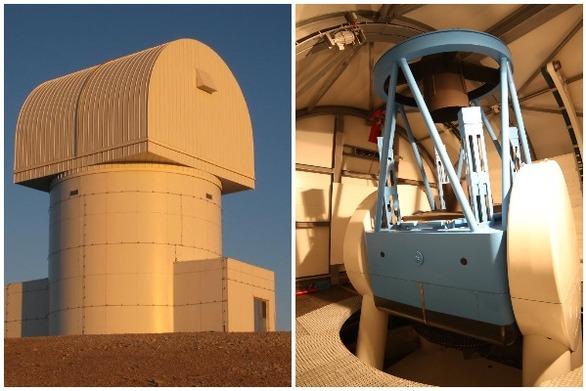 """Ο """"Αρίσταρχος"""" στην Αχαΐα ως μια επιλογή για τον πρώτο επίγειο σταθμό της ESA για το «ευρυζωνικό δίκτυο του Διαστήματος»"""