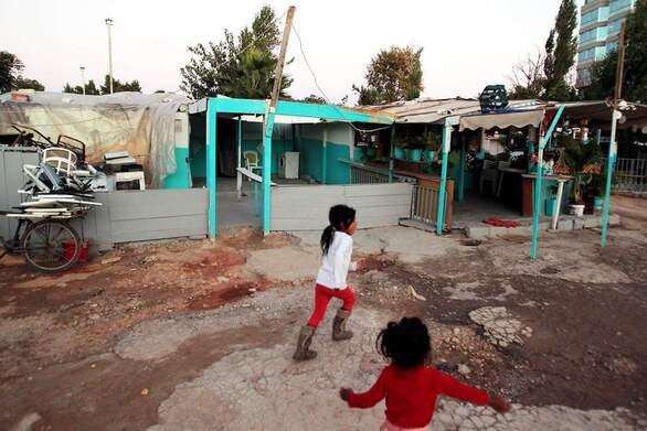 Ζητούμενο για την πολιτεία να αλλάξει το μέλλον των παιδιών στον καταυλισμό του Ριγανόκαμπου