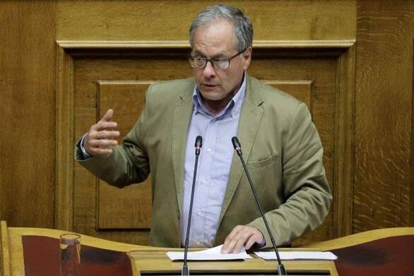 Ο βουλευτής Κ. Μάρκου για το νομοσχέδιο για τις δημόσιες υπαίθριες συναθροίσεις (video)