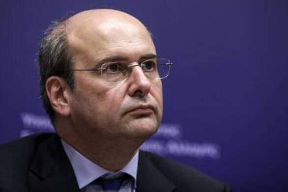 """Κ. Χατζηδάκης: """"Βαθύ πολιτικό θέμα οι καταγγελίες Καλογρίτσα"""""""