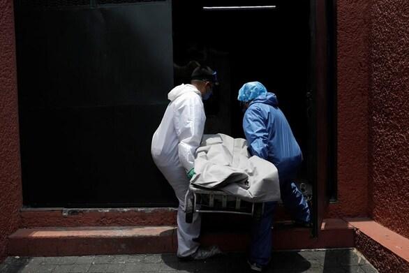 Μεξικό: Ακόμη 665 θάνατοι από κορωνοϊό