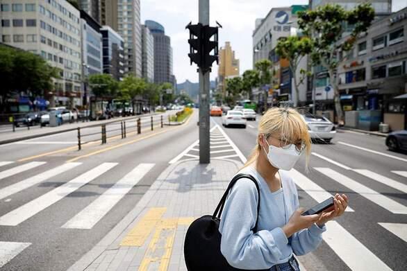Αναζωπύρωση της πανδημίας από τα εισαγόμενα κρούσματα στη Νότια Κορέα
