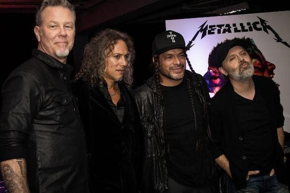 Οι Metallica αγοράζουν δικαιώματα τραγουδιών