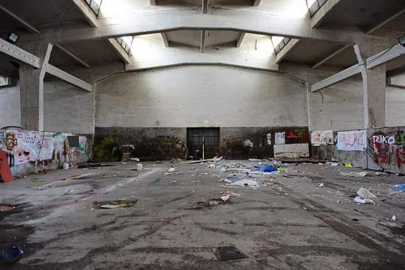 """Πρώην Αποθήκες ΑΣΟ - """"Φτού και... σχεδόν πάλι από την αρχή"""" για το πολιτιστικό κέντρο της Πάτρας"""