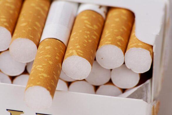 Πάτρα: Kατασχέθηκαν πακέτα λαθραίων τσιγάρων