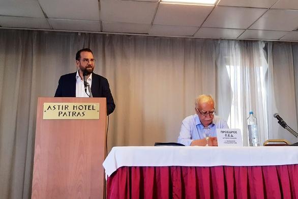 """Φαρμάκης: """"Το πρόγραμμα «Α. Τρίτσης» πολύτιμο και χρήσιμο χρηματοδοτικό εργαλείο για την Τοπική Αυτοδιοίκηση"""""""