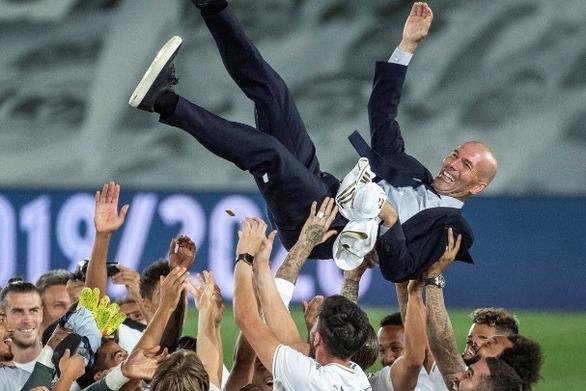Ζιντάν: Καλύτερη από το Champions League η κατάκτηση του πρωταθλήματος