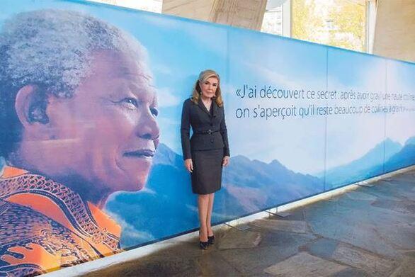 Ο ΟΗΕ τιμά την Μαριάννα Βαρδινογιάννη με το βραβείο «Nelson Mandela»