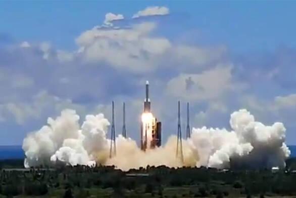 Η Κίνα ξεκίνησε ανεξάρτητη μη επανδρωμένη αποστολή στον πλανήτη Άρη