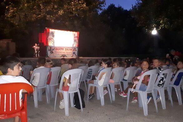 Πάτρα: H πλατεία του Αγίου Νικολάου της Λεύκας μετατράπηκε σε χώρο γέλιου και κεφιού!