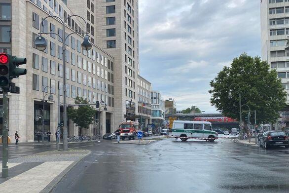Βερολίνο: Όχημα έπεσε πάνω σε πεζούς - Επτά τραυματίες