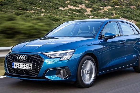 Πρώτη δοκιμή του νέου Audi Α3 Sportback