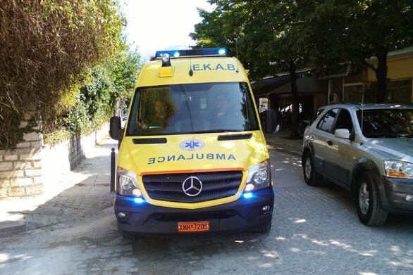 Ζευγάρι στο νοσοκομείο από πυροβολισμούς στα Χανιά