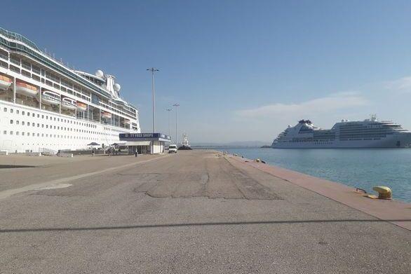 Κρουαζιέρα - Οι έλεγχοι στα λιμάνια της Δυτικής Ελλάδας