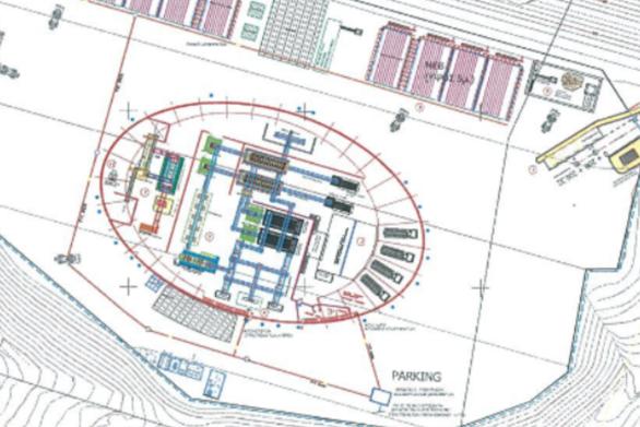 Φλόκα Αχαΐας - Έτοιμο προς χρηματοδότηση και δημοπράτηση το εργοστάσιο