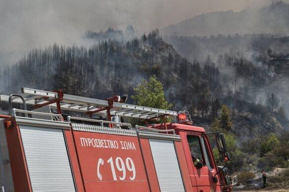 51 δασικές πυρκαγιές το τελευταίο 24ωρο σε όλη τη χώρα