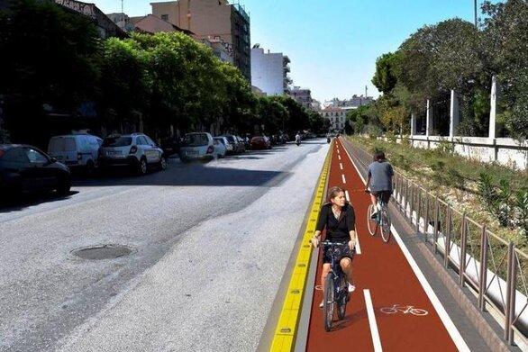 Στον Π.Ο. Πατρών είναι ικανοποιημένοι για το έργο του παραλιακού ποδηλατοδρόμου