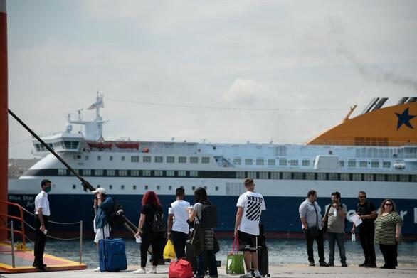 Δεν θα αυξηθεί η πληρότητα στα πλοία - Απορρίφθηκε από την Επιτροπή λοιμωξιολόγων
