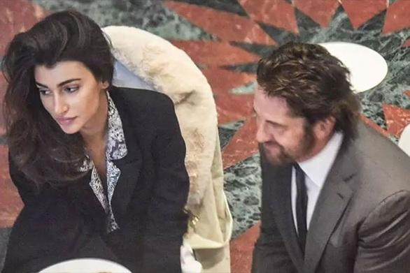 Είναι τελικά ζευγάρι η Σοφία Χαρμαντά με τον Gerard Butler;