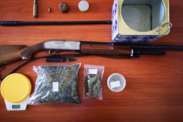 Συνελήφθη άνδρας σε χωριό του Μεσολογγίου για διακίνηση ναρκωτικών