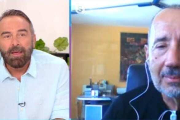 """Γκουντάρας: """"Όταν ήρθα στη Μενεγάκη και δεν περνούσα καλά εσύ με έκανες να…"""" (video)"""