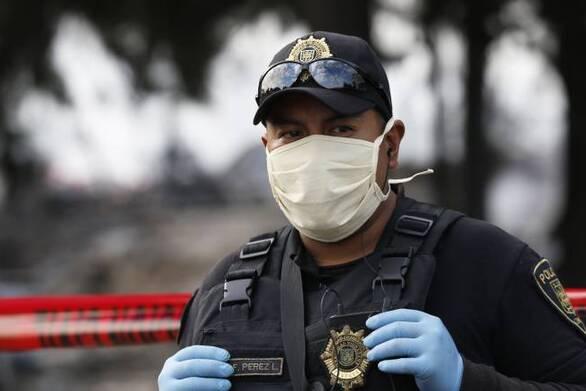 Μεξικό - Κορωνοϊός: Ξεπέρασαν τις 46.000 οι θάνατοι