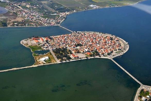 Αιτωλικό - Η πανέμορφη κωμόπολη που είναι ανεπτυγμένη πάνω σε νησάκι (video)