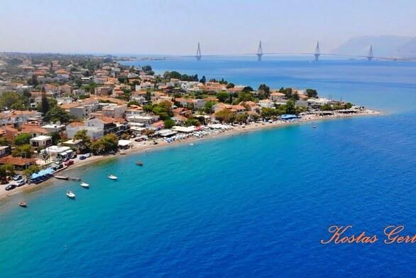 Άγιος Βασίλειος - Ένα παραθαλάσσιο μέρος στην Αχαΐα, πολύ όμορφο και γραφικό! (video)