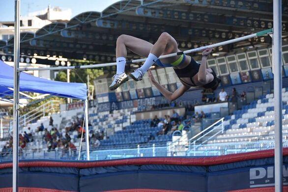 Ετοιμάζεται να «πετάξει» στην Πάτρα, η πρωταθλήτρια Κατερίνα Κυριακοπούλου!
