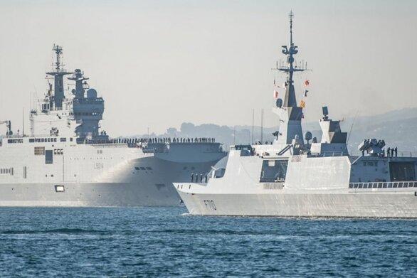 Βάση στο λιμάνι Λεμεσού θέλει η Γαλλία