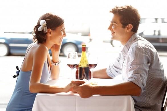 Έρευνα δείχνει τι πρέπει να παραγγείλεις στο πρώτο ραντεβού