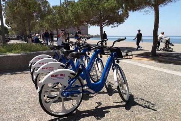 Πάτρα: Αργούμε να δούμε στους δρόμους ηλεκτρικά κοινόχρηστα ποδήλατα