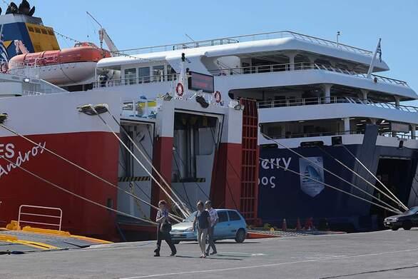 Κορωνοϊός - Σκέψεις για υποχρεωτική χρήση μάσκας και στους εξωτερικούς χώρους των πλοίων