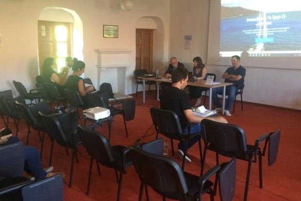 Με επιτυχία έγινε η Ημερίδα Ενημέρωσης για το Ευρωπαϊκό ΈργοCI-NOVATEC στα Καλάβρυτα
