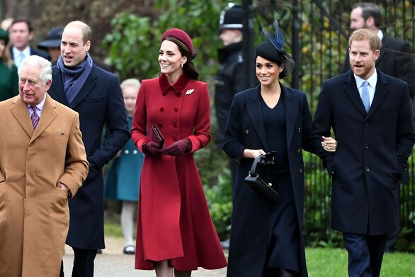 Συντετριμμένη η Κate Middleton σύμφωνα με τη νέα βιογραφία των Sussexes