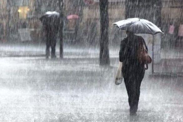 Ξαφνικά... χειμώνας την Τετάρτη - Βροχές, καταιγίδες, ακόμα και χαλαζοπτώσεις