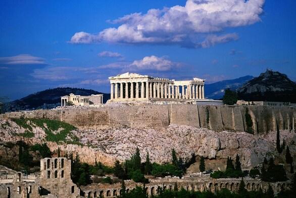 Γερμανικό περιοδικό αναφέρεται στους ναούς της Αρχαίας Ελλάδας