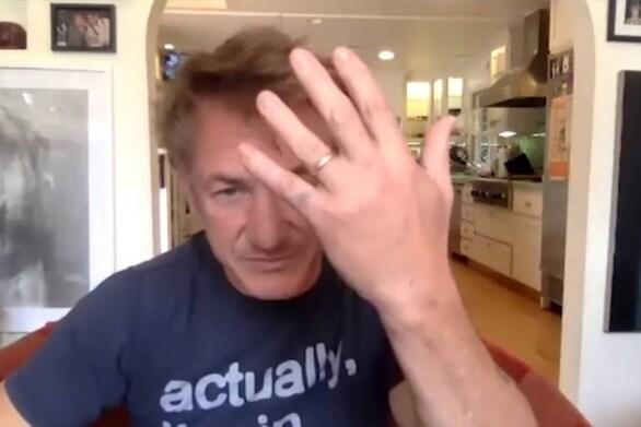 O Sean Penn επιβεβαίωσε το γάμο του με την Leila George