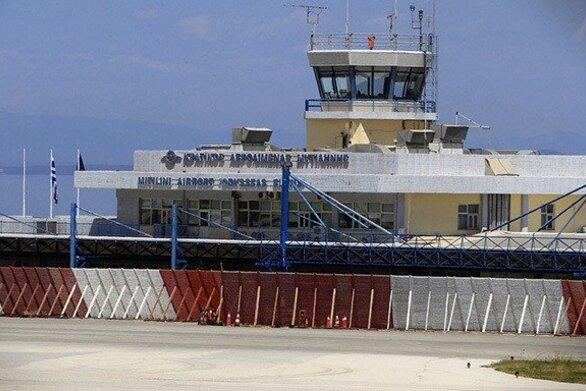 Πτώση επιβατικής κίνησης 75% στα 14 περιφερειακά αεροδρόμια τον Ιούλιο