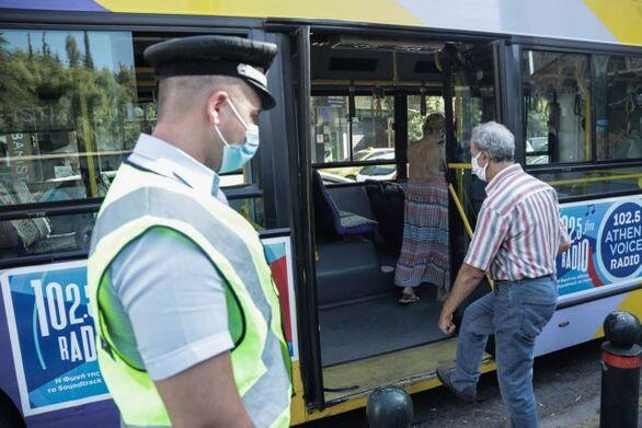 35 παραβάσεις στη Δυτική Ελλάδα για τη μη τήρηση των μέτρων για τον κορωνοϊό